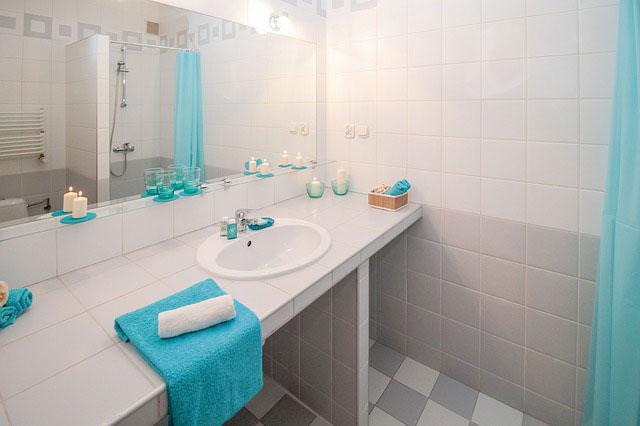 Sposób korzystania z łazienki