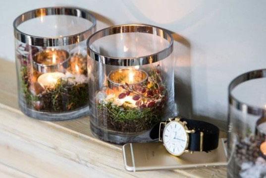 Świeczniki szklane - elegancka i ponadczasowa dekoracja