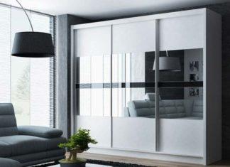 Duże szafy przesuwne - dobry sposób na przechowywanie