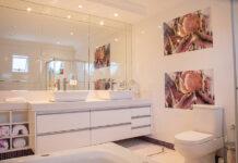 3 pomysły na ciekawe oświetlenie łazienki
