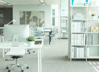 Zakup mebli biurowych