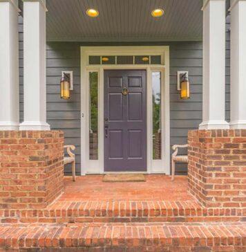 Jak dopasować drzwi wejściowe do elewacji